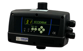 ecodrive frekvenční měnič noriatechnolgy